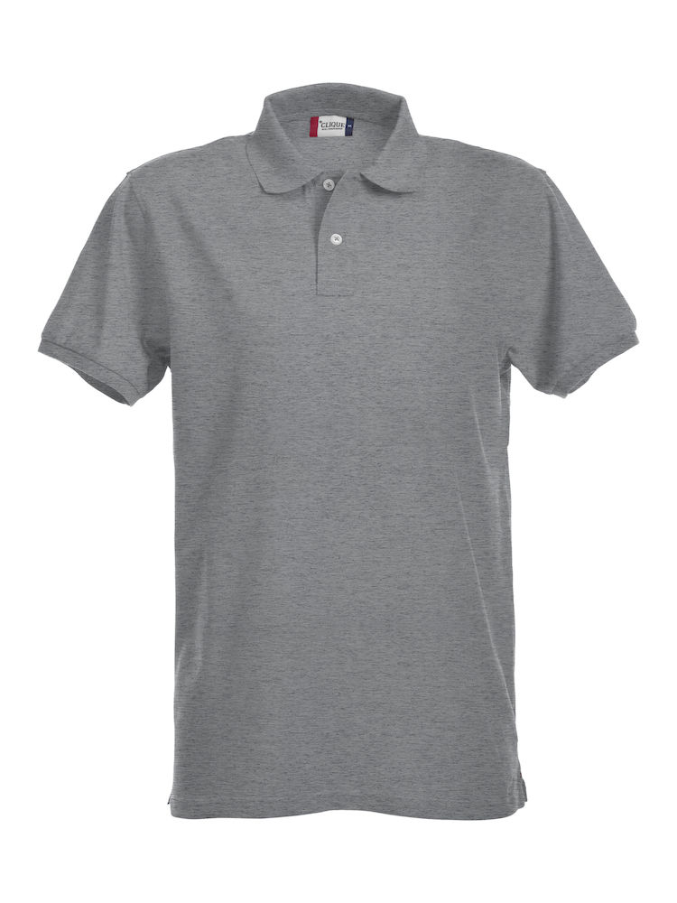 Premium stretch polo