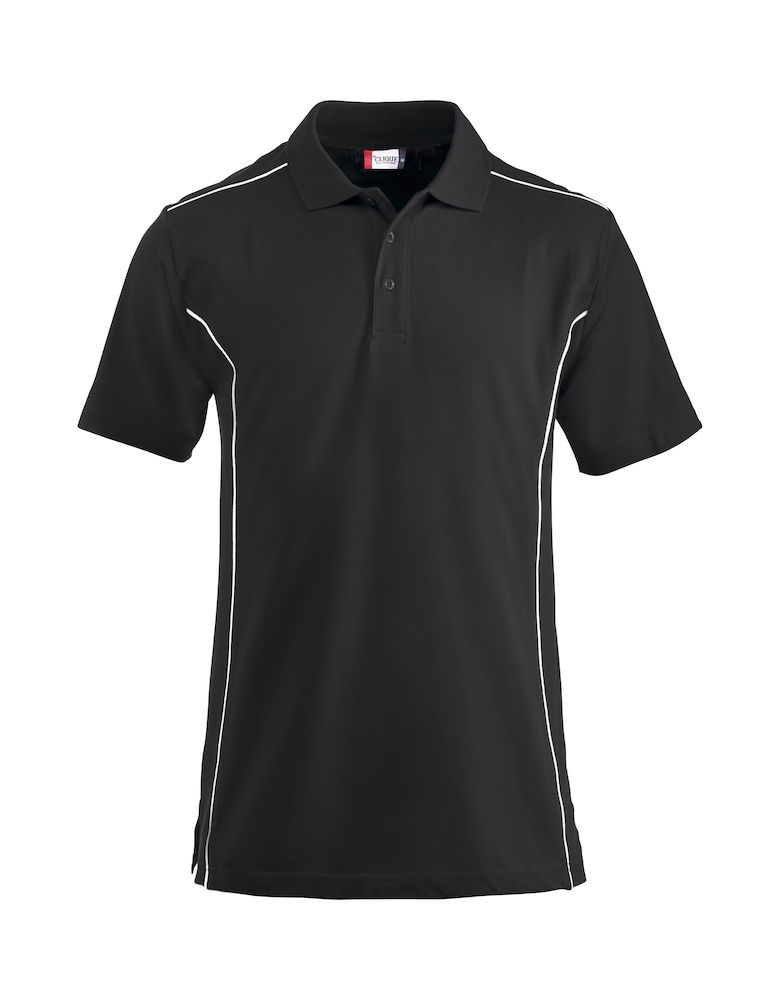 Classic new conway polo zwart